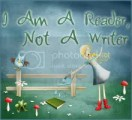 I Am A Reader, Not A Writer
