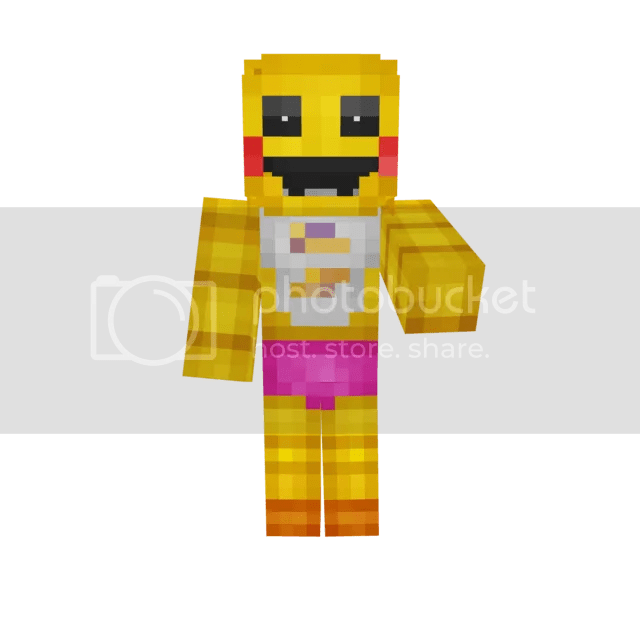 Five nights at freddys toy chica skins reanimators