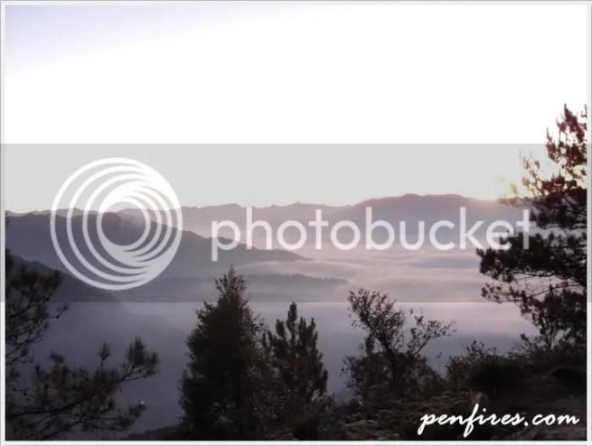 Sagada Tour - Kiltepan Peak