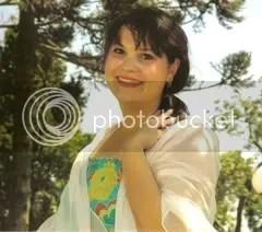 Marília Vargas no CD 'Todo amor desta terra' (2008)