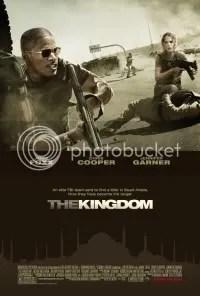 The Kingdom one-sheet