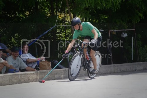 Last Stand Burlington VT Bike Polo