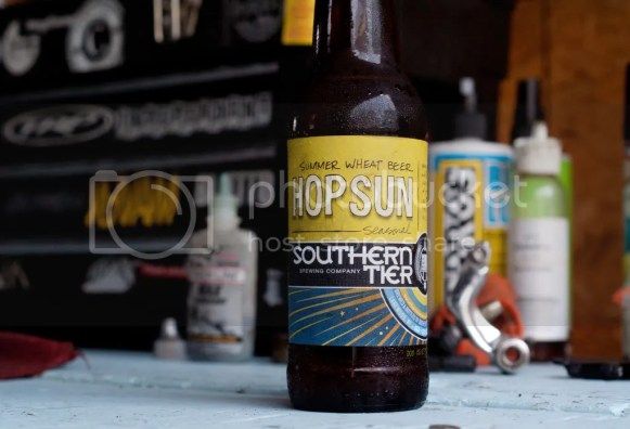 southern tier hop sun summer beer