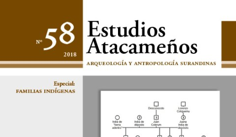 nº58 Estudios Atacameños