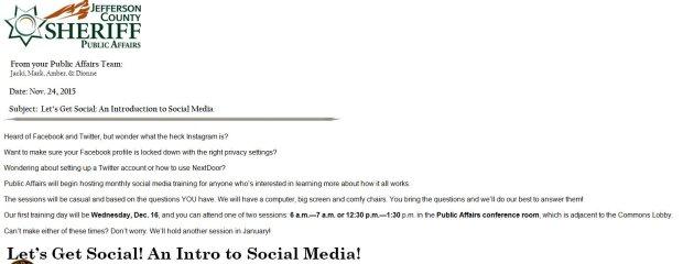 Understanding Social Media 1