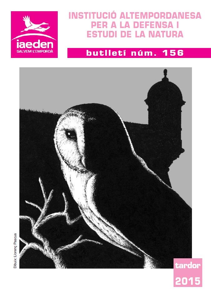 Butlletí 156 Tardor 2015