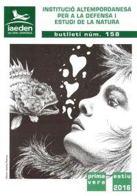 portada butlletí 158 primavera-estiu 2016