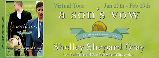 A Son's Vow: The Charmed Amish Life #1 by Shelley Shepard Gray with Giveaway