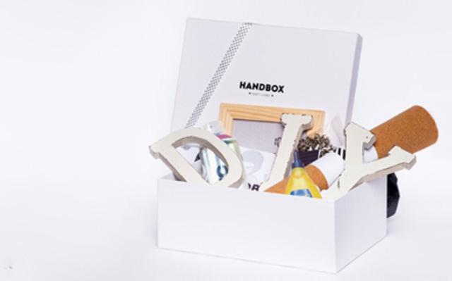 handbox caja