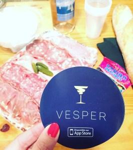 Vesper now