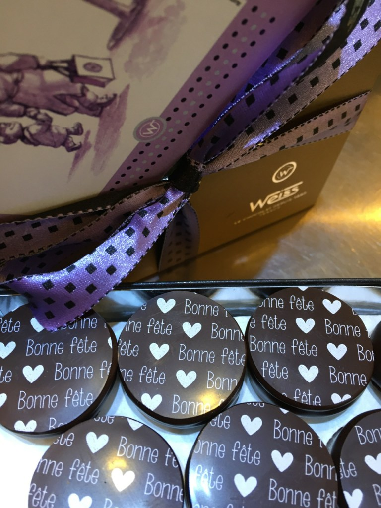 daddy cool - weiss - chocolat - iamnotablog