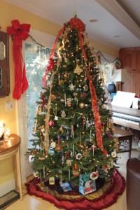 2011 Fake Christmas Tree
