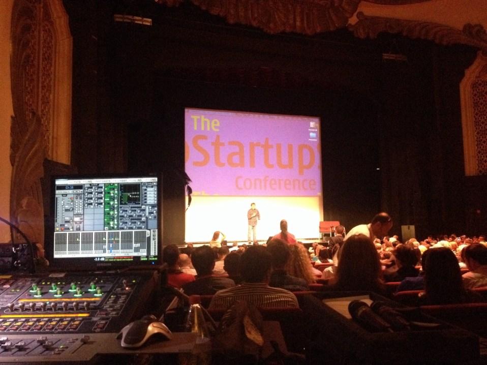 Guy Kawasaki at the Startup Conference