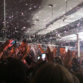 Concert Review: MUTEMATH with Paper Route at The Loft (Lansing, MI)