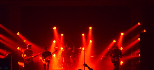 Concert Review + Photography: Minus the Bear / Circa Survive / Now, Now at Newport Music Hall