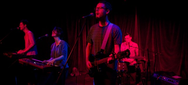 Concert Review + Photography: Nightlands w/ Bummers, Tin Armor at Ace of Cups (Columbus)