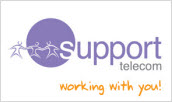 support telecom Clients