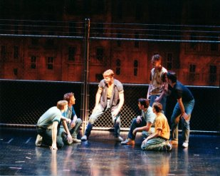 """""""West Side Story"""" 2000"""