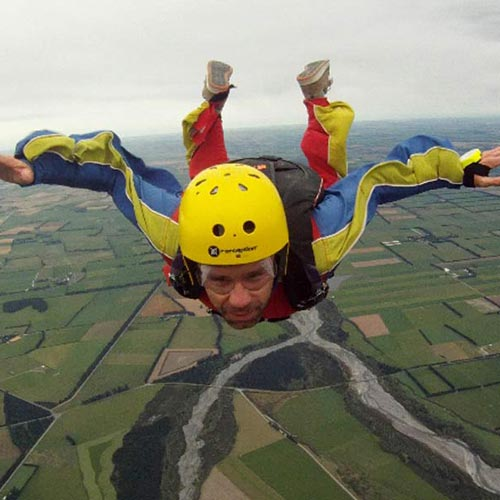 Adrenaline-fuelled fun