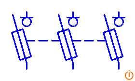 Rozłącznik bezpiecznikowy trójbiegunowy