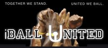 iBall United International Basketball Overseas University NCAA Lebron James Pro WNBA iball united