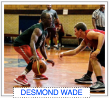 Dsmond Wade iBall All i.Q.