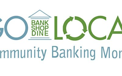 April is Community Banking Month!!!