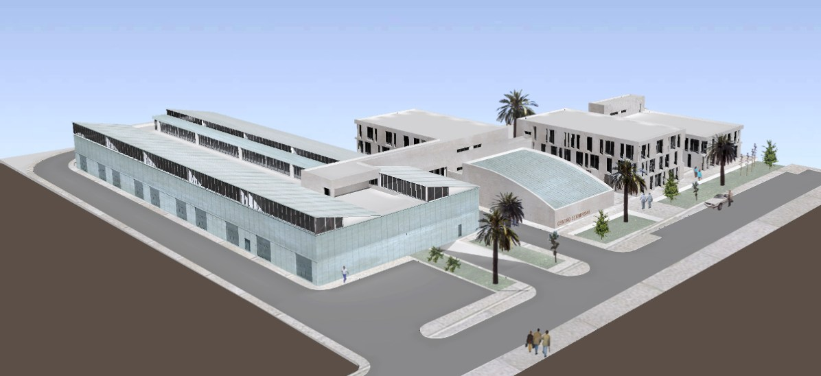 Parque Industrial Bahía de Cádiz / 1