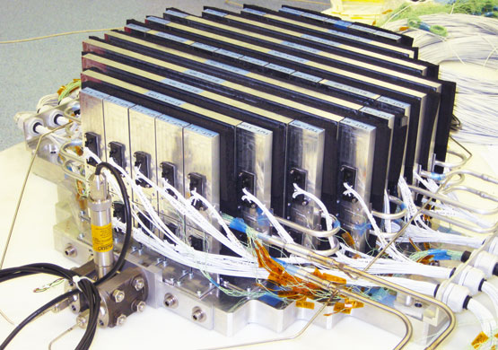 An equipment for Thermal Control developed under a Research and Development project