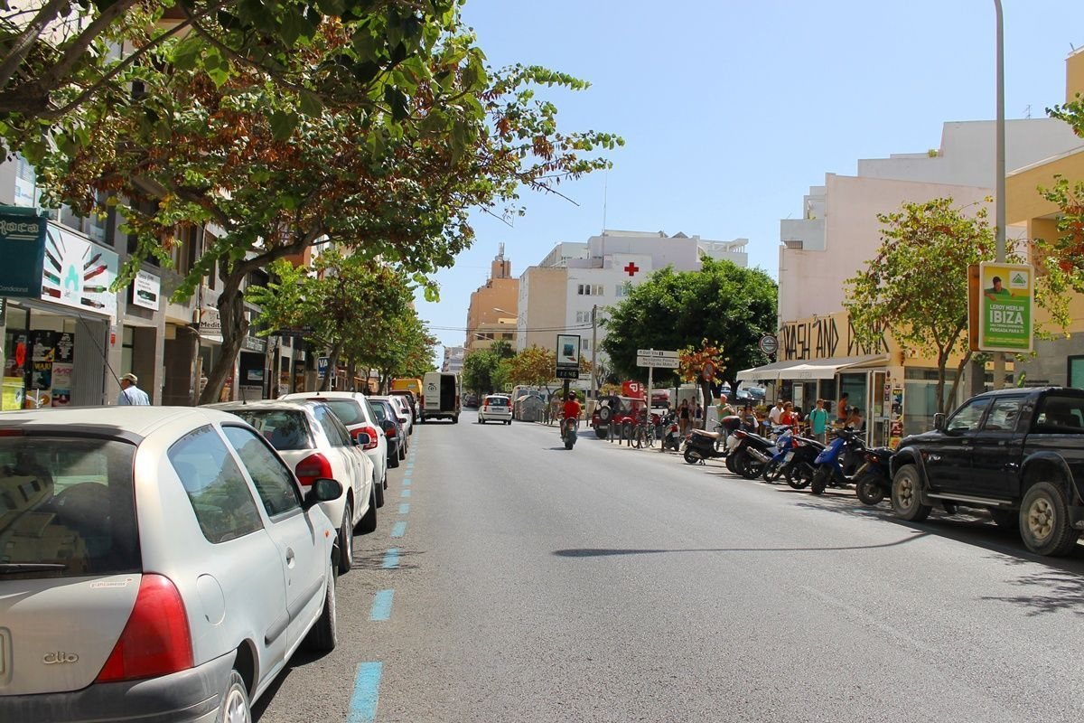 Aparcar en Ibiza - Zonas de pago y gratuitas