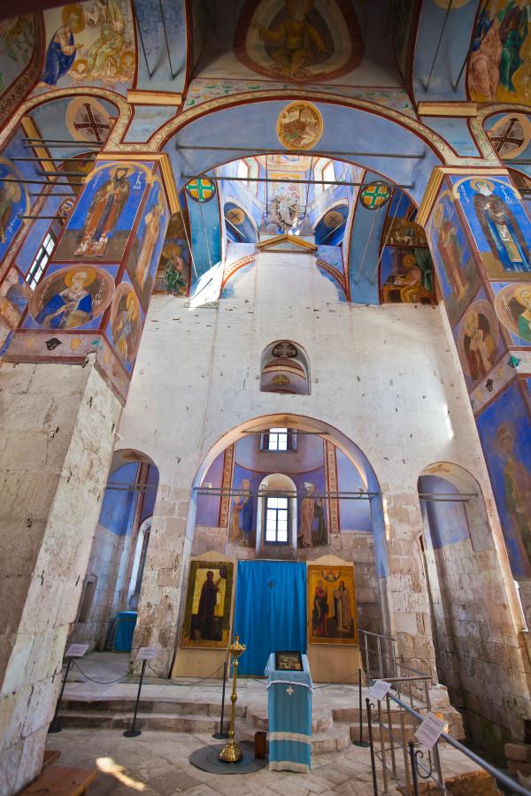 Собор Рождества Пресвятой Богородицы Боголюбский монастырь - Владимир - 09