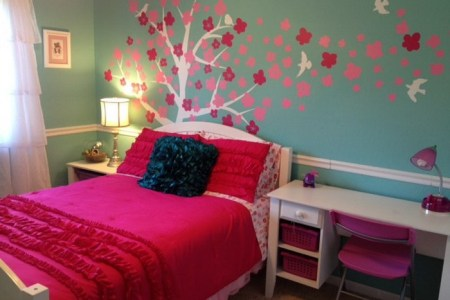 diy girls bedroom ideas