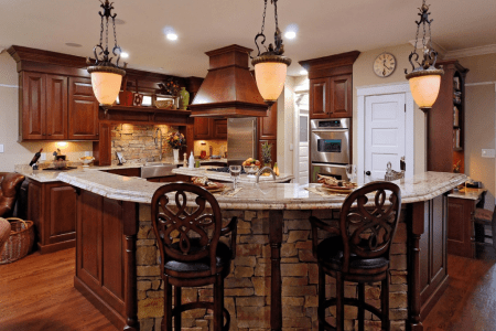warm kitchen paint colors