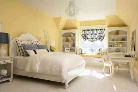 gallery for > pale yellow room ideas