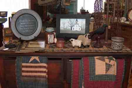 primitive home decor