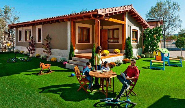 Casas prefabricadas tipos material y caracter sticas - Quiero ver casas prefabricadas ...