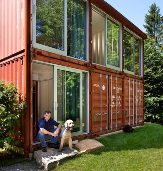 Construcci n de casas contenedores casas ecol gicas for Construccion de casas