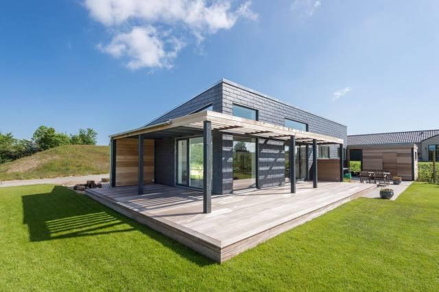 La pizarra como material de fachadas sostenibles - Material para fachadas ...