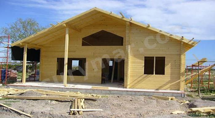 Dificultades en la construcci n de casas de madera casas ecol gicas - Como construir una casa de madera ...