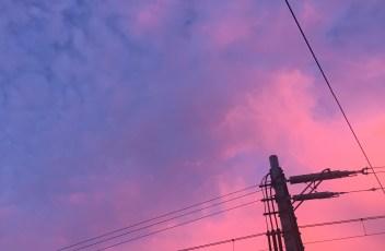 東京的天空