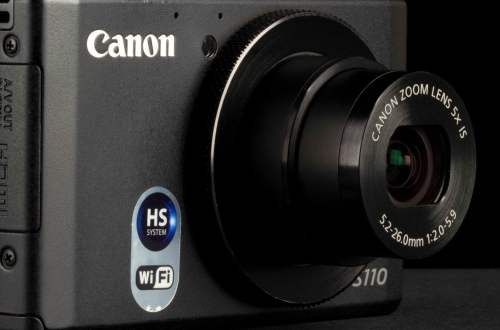 Medium Of Canon Powershot S110