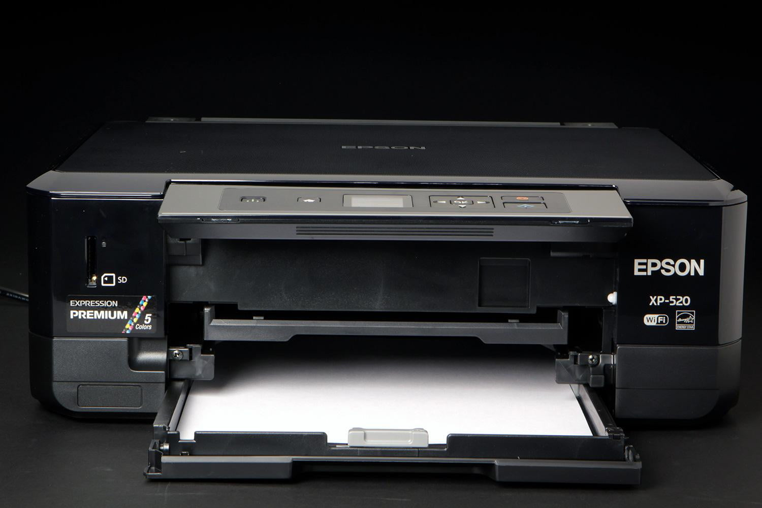 Fullsize Of Epson Printer Not Printing Black