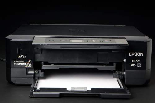 Medium Of Epson Printer Not Printing Black