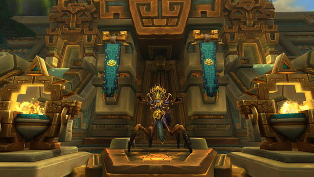 Battle for Azeroth Review  An Explosive Start That Fizzles   Digital     World of Warcraft Battle For Azeroth Review