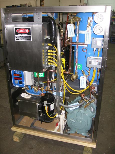 Remanufactured Vogt Tube Ice Machine HE Series