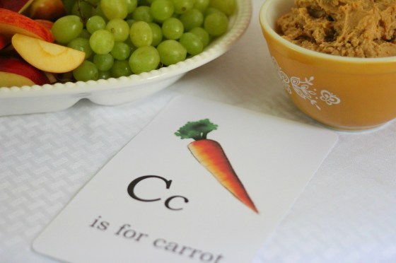 carrot-flashcards