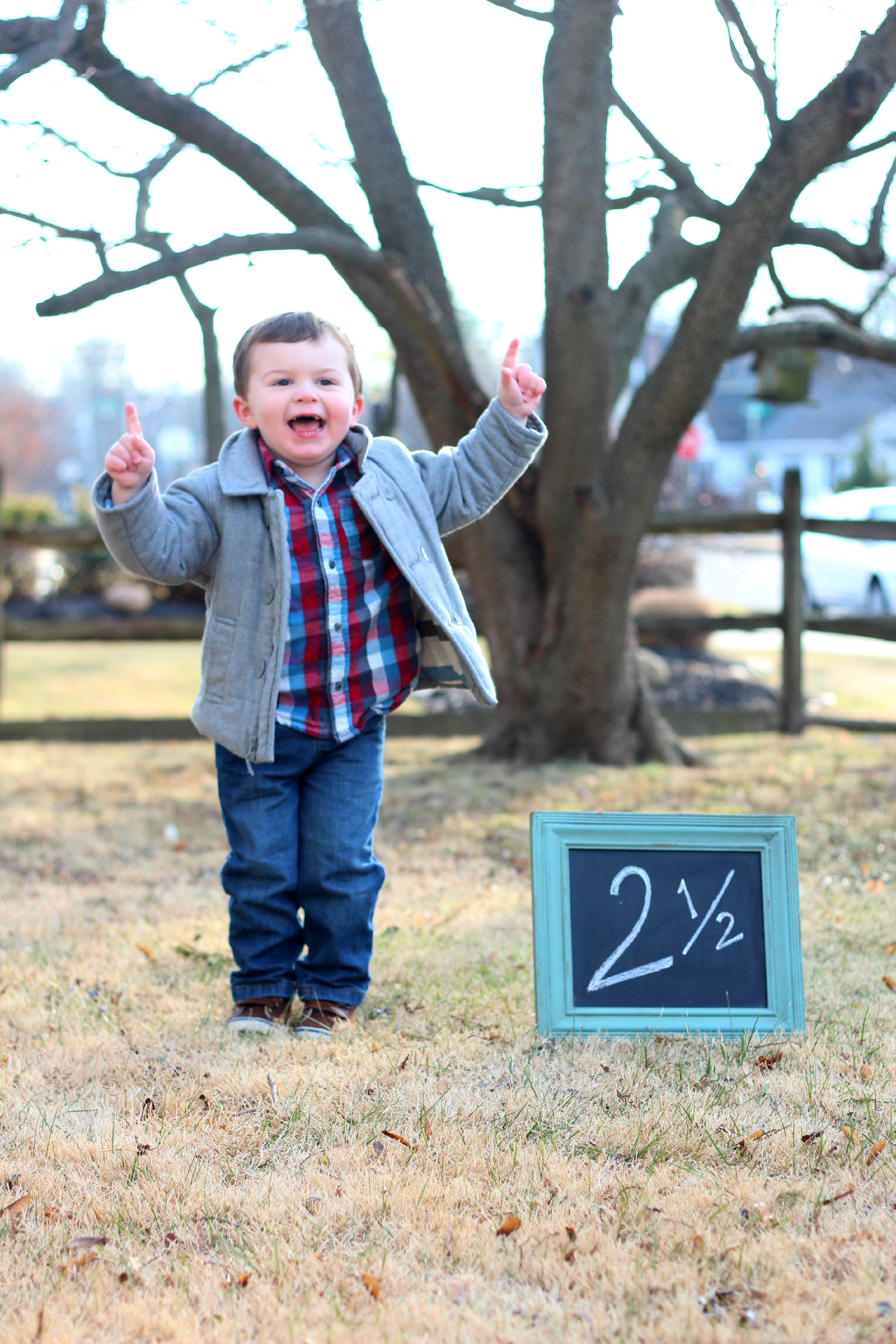 Owen's Quarterly Update {2 and 1/2}