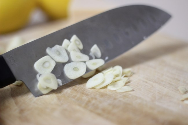 garlic lemon parmesan cheese spaghetti pasta, whole grain, light and healthy