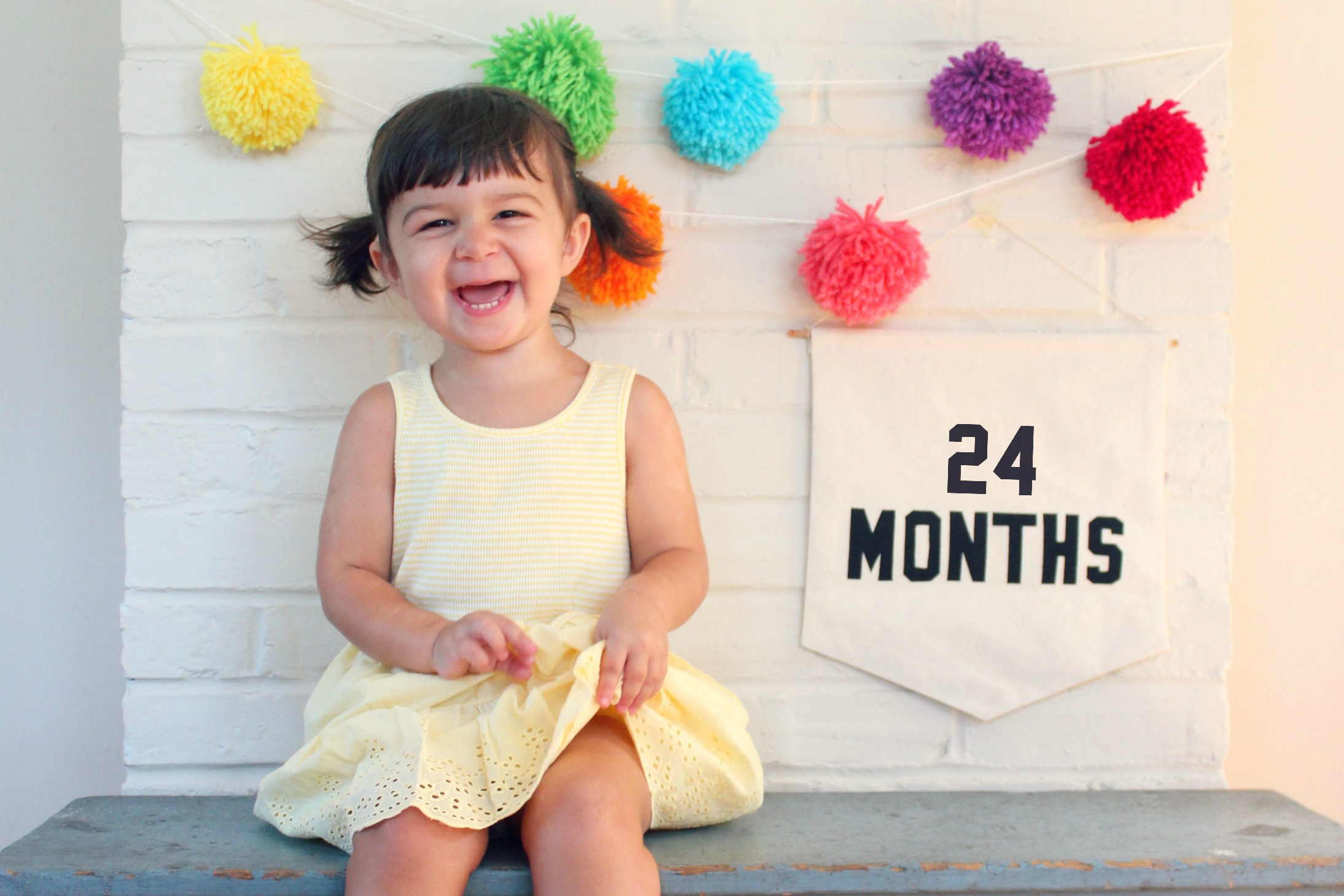 Catching Up With Carmendy {24 Months Old}
