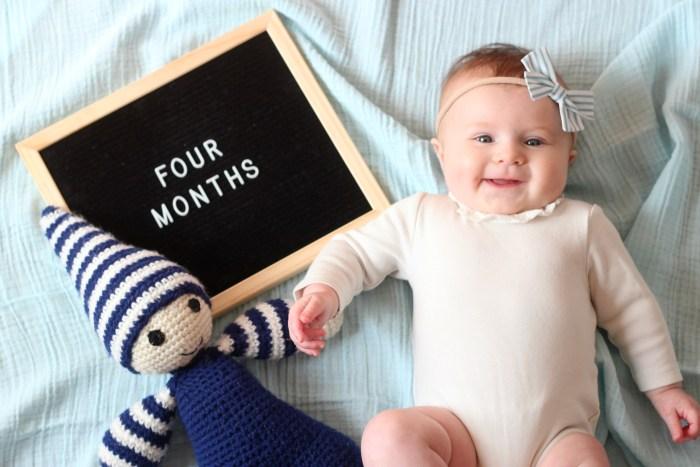 Winnie {Four Months Old}